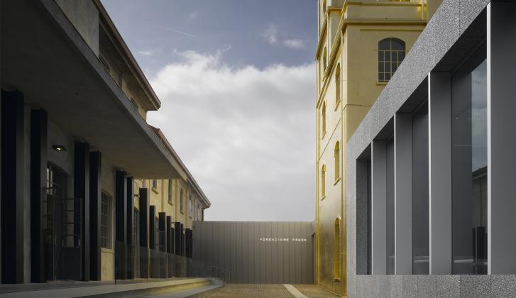 Fondazione Prada - Courtesy Fondazione Prada.